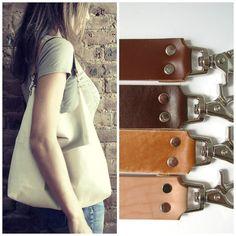Casual Bag Jute Bucket Bag Handbag Day Bag by IndependentReign