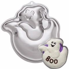Spooky Ghost Pan