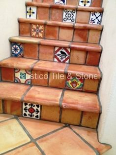 square bullnose tile edge | ... Request a Quote Types of Mexican Tile/Stone About Rustico Tile & Stone