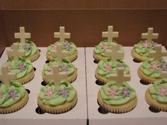 religious themed cupcakes