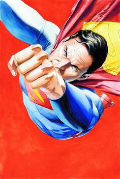 "#Superman #Fan #Art. (DC Universe Final Crisis. ""New Heaven, New Earth"" Vol.1 #7 Cover) By: J.G. Jones. ÅWESOMENESS!!!™ ÅÅÅ+ Dc Comics, Action Comics 1, Superman Photos, Superman Stuff, Phantom Zone, Superman Man Of Steel, Joker And Harley Quinn, Comics Universe, American Comics"
