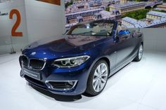 The all-new BMW 2 Series Convertible