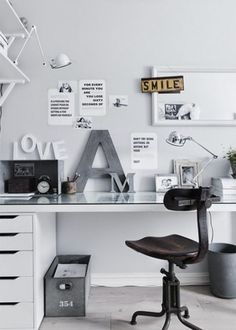 Inspiration Home Office | Blog Personal Style