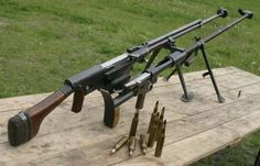 Soviet anti-tank rifle. 1941