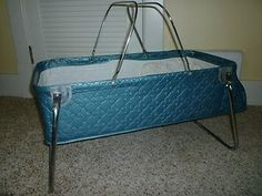 Vintage Baby Carrier/Portable Bed