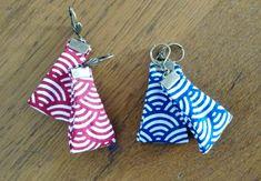 Handmade Fabric Earrings – Little Craft Corner Silk Thread Earrings, Fabric Earrings, Thread Jewellery, Textile Jewelry, Fabric Beads, Fabric Jewelry, Fabric Scraps, Diy Jewellery, Jewellery Making