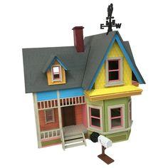 New Version UP House Model Kit – Bird's Wood Shack & Bird's Gift Shack