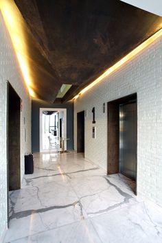 Morrissey Hotel, great lighting, beautiful floors