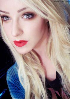 like the eyes Monroe Misfit Makeup | Makeup Artist | Beauty Blog: FOTD: 90's Grunge Makeup