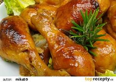 Food Dishes, Chicken Wings, Poultry, Chicken Recipes, Treats, Food And Drink, Cooking, Wings, Rezepte