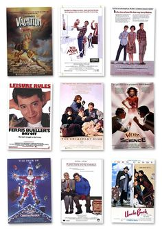 Some of the best John Hughes movies