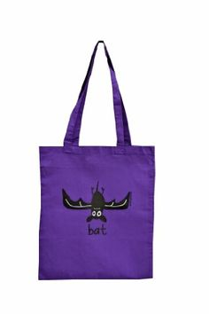 Vampire 'Bat' purple Tote bag Red Dog Wear http://www.amazon.co.uk/dp/B008SUHKUC/ref=cm_sw_r_pi_dp_5IGpwb0YXC008