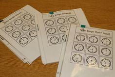 Time Mega Pack | The Autism Helper