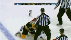 I've never seen a better description of hockey.