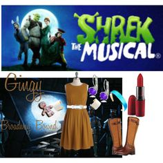 Gingy- Shrek: the Musical