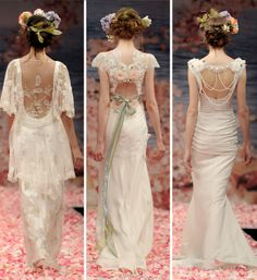 Trend Sketching Bridal Market NYC 2012 – Claire Pettibone