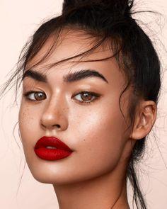 @jasminehollins @lamodels makeup @josecorella hair @hairbyyuichi retouch @sher_retouch shot with @hensel_visit best light ever! #sa…