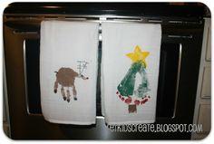 homemade christmas gifts for kids | Homemade Christmas gift ideas