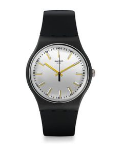 0fc17772917 Unisex Swatch New Gent -Passe Partout Watch