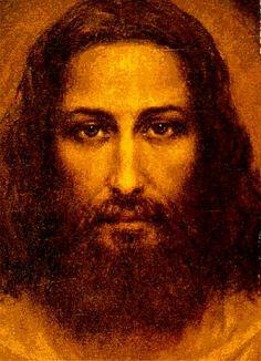 Rostro de Jeús