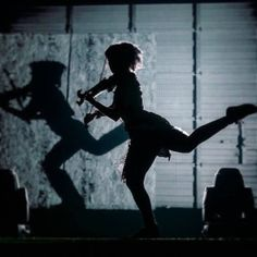 If you love the violin, and you love dance... Then you'll love Lindsey Stirling!
