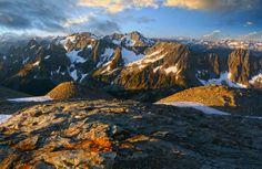 Sahale Glacier Camp, North Cascades National Park | Flickr - Photo Sharing!