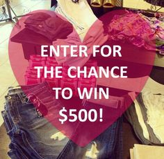 Today is the LAST DAY to enter our Pinterest contest for the chance to win a $500 shopping spree! Just click over to our Facebook pages to learn how and GOOD LUCK!! - www.Facebook.com/ALTriangleNC - www.Facebook.com/ALCharlotteNC