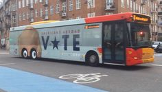 Copenhagen Trolls Trump With Genius Bus Ad, And You Have To See What Happens When Bus Moves | Bored Panda