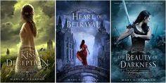 Resenha | The Kiss Of Deception, Trilogia Crônicas de Amor e Ódio Volume 1 de Mary E. Pearson @DarkSideBooks