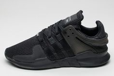 "Preview: adidas EQT Support ADV ""Triple Black"" - EU Kicks: Sneaker Magazine"