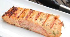 Majonézes-mustáros grillezett lazac recept   APRÓSÉF.HU - receptek képekkel