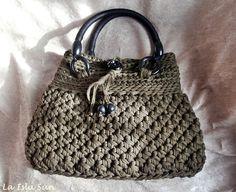 Tasche, Handtasche, Umhängetasche, Bag von *La Isla Sun*  auf DaWanda.com