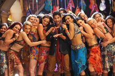 'Iddarammayilatho' Movie New Stills ft. Allu Arjun, Amala Paul and Catherine Tresa - May 9, 2013