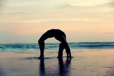 I can frickin do this pose now!!  I was so shocked when I first started doing yoga to find that I couldn't!