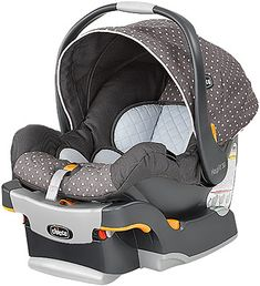 Chicco KeyFit 30 Infant Car Seat - Lilla