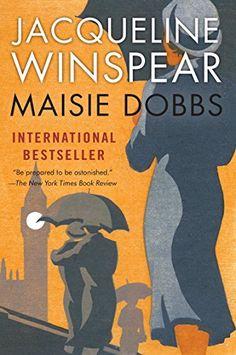 Maisie Dobbs by Jacqueline Winspear https://smile.amazon.com/dp/1616954078/ref=cm_sw_r_pi_dp_U_x_LtCQAbKY0SG0P