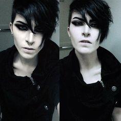 I love the makeup