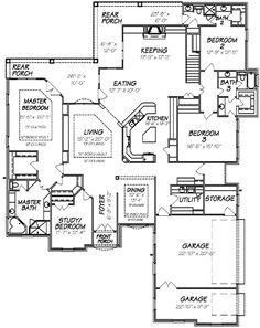 Plan 83806jw French Country House With Bonus Room