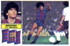 La presentación de Maradona
