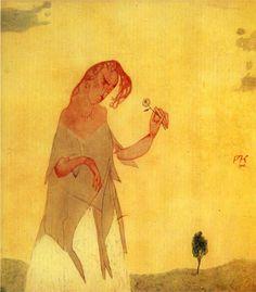 Paul Klee — Hesitation