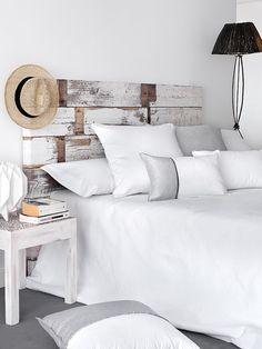 Ropa de Cama para Dormitorio Blanco   Decorar tu casa es facilisimo.com