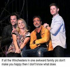 Adam is still missing<Not a Winchester.