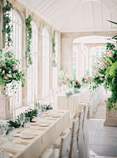 Photography: Peaches & Mint - www.peachesandmint.com Read More: http://www.stylemepretty.com/2014/12/11/intimate-castle-wedding-in-northern-ireland/
