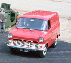 The Ford Transit. A national institution – it made people realise that you could have a van that drove like a car. Click on the car to vote for your favourite.