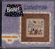 Lizzie Kate: Autumn-ation a Boxer Jr. Cross by TheCrossIBare
