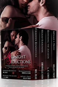 Midnight Seductions: A Quartet of New Year's Eve Romances from the Den of Sin Series by Mel Blue http://www.amazon.com/dp/B018BFKD1Q/ref=cm_sw_r_pi_dp_lzruwb07KWK88