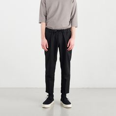 Jimmy Slim Pinstripe Pant now back in stock.
