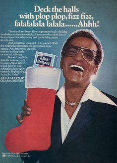 Alka-Seltzer with Sammy Davis Jr.