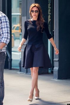 Victoria Beckham went shopping in Meetpacking District, New York on May 10, 2013…
