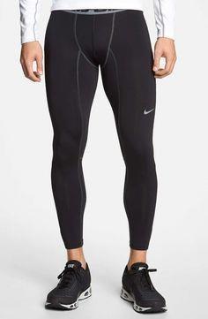 0da22b22bea67 Nike Hyperwarm Dri-F #menfitness #tights #gym #fitmen #getfit # · Mens  TightsNike Leggings ...